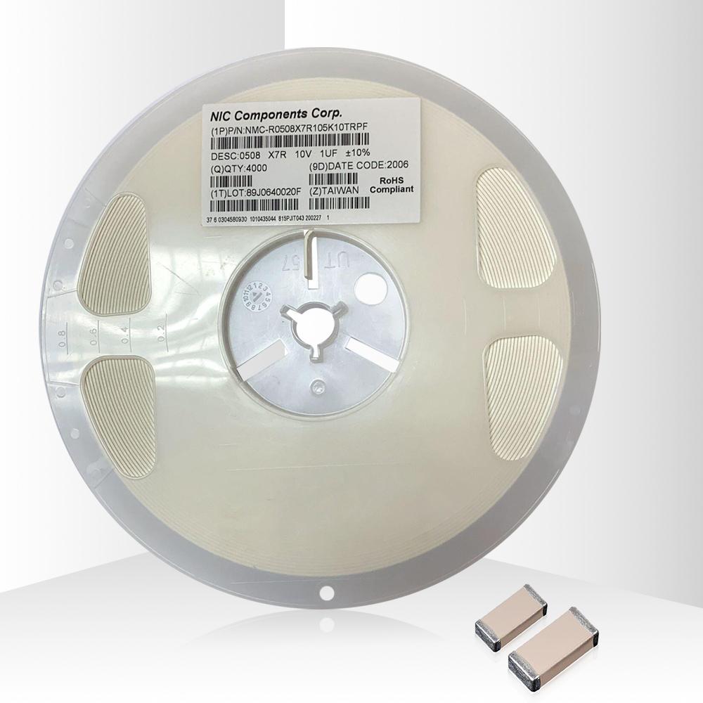 NMC-R0508X7R105K10TRPF