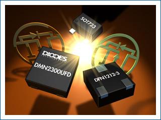 Diodes 金属氧化物半导体场效应晶体管