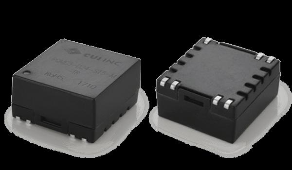 CUI 3W隔離式Dc-Dc轉換器系列以緊湊的SMT封裝提供4:1的輸入範圍