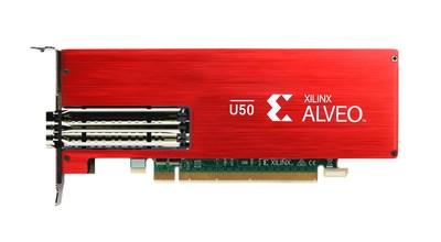 Xilinx推出業界首款適用於任何服務器,任何云的自適應計算,網絡和存儲加速卡,從而擴展了Alveo產品組合